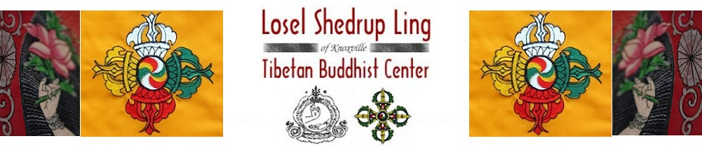 Losel Shredup Ling